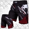Venum - MMA Short Shockwave 4.0 / Black-Red