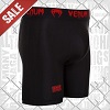 Venum - Short de compression / Contender 2.0 / Noir-Rouge