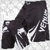 Venum - Fightshorts MMA Shorts / Challenger / Black-White / Medium